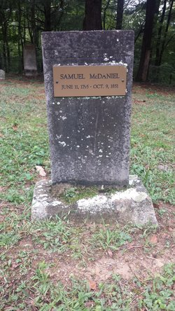 Samuel McDaniel