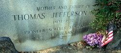 Thomas Jefferson Rusk
