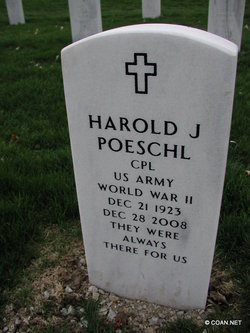 Harold J Poeschl