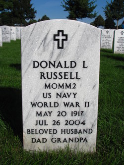 Donald L Russell