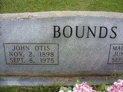 John Ottis Bounds