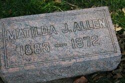 Matilda J. Allen