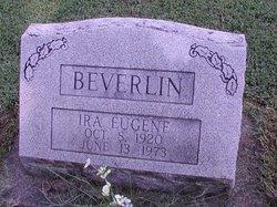 Ira Eugene Gene Beverlin