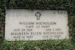 Maureen Ellen Nicholson