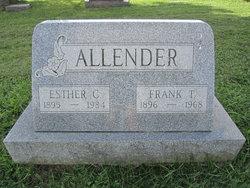Frank T Allender