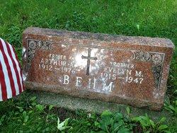 Arthur A Behm