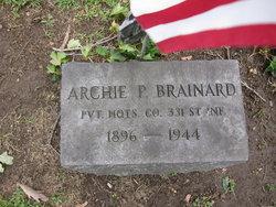 Archibald Paul Archie Brainard