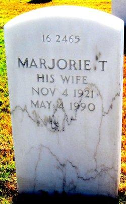 Marjorie T Larson