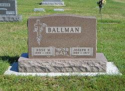 Rose M Ballman