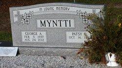 George Allan Myntti