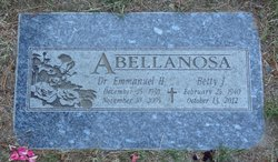 Betty Jean Elizabeth Abellanosa