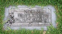 Emily Lavinnie <i>Bennett</i> Nolen