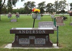 Marilyn J <i>DeMoss</i> Anderson
