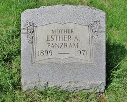 Esther <i>Pearson</i> Panzram