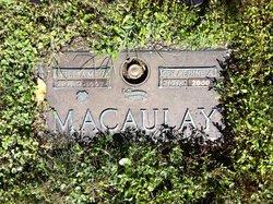 William A. Macaulay