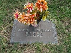 Martha Ellen <i>Wilson</i> Lucas