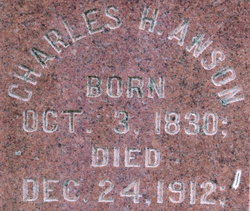 Charles H Charlie Anson