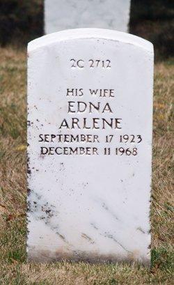 Edna Arlene Philley