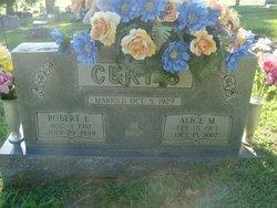 Alice <i>Garrison</i> Curtis