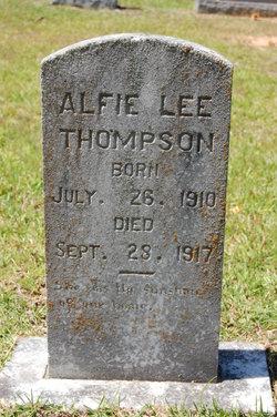 Alfie Lee Thompson