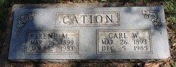 Carl W. Cation