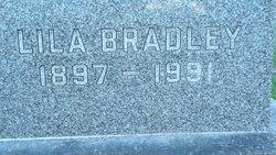 Lila Ruth <i>Bradley</i> Banta