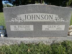 Glen Chester Johnson