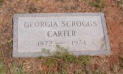 Georgia <i>Scroggs</i> Carter