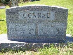 Mary Frances <i>Reese</i> Conrad