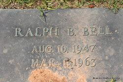 Ralph B Bell