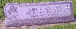 Shirley Ann May