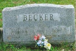 Margaret Agnes Agnes <i>Ewing</i> Becker