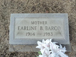 Earline <i>Barnes</i> Barco