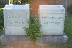 Alexeane E Cain