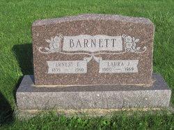 Laura Julia <i>Henson</i> Barnett