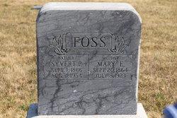 Syvert P Foss