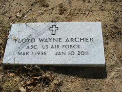 Floyd Wayne Archer