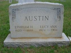 Lucy Ann <i>Beauchamp</i> Austin