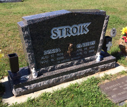 Clarence R Stroik