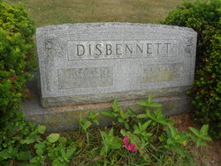 Margaret May <i>Bumgarner</i> Disbennett
