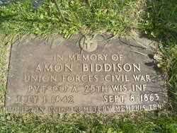 Amon Biddison