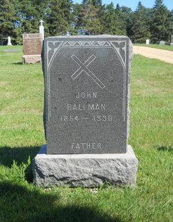 John Ballman