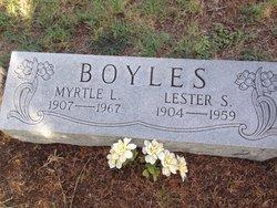 Lester Samuel Boyles