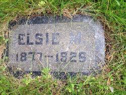 Elsie M. Anderson