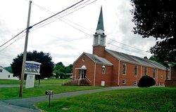Rittertown Baptist Church Cemetery