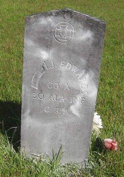Andrew Jackson Edwards