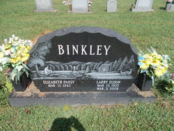 Larry Eldon Bink Binkley