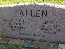Mary Kathleen Allen