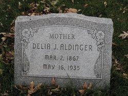Della Jane <i>Eisenhower</i> Aldinger