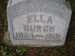 Ella <i>Standish</i> Burch